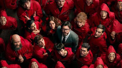 На Netflix вышла первая половина последнего сезона «Бумажного дома»