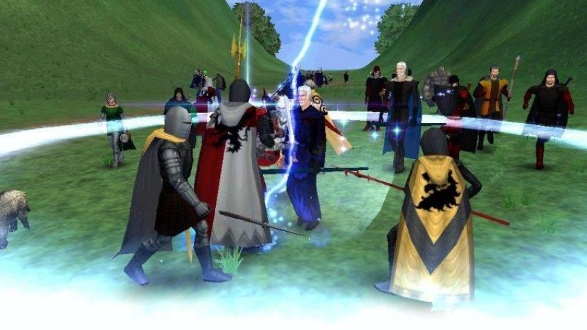 Dark Age of Camelot зовет ветеранов