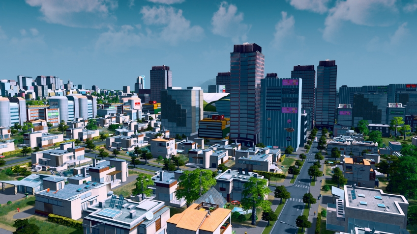 Cities: Skylines стала временно бесплатной в Steam