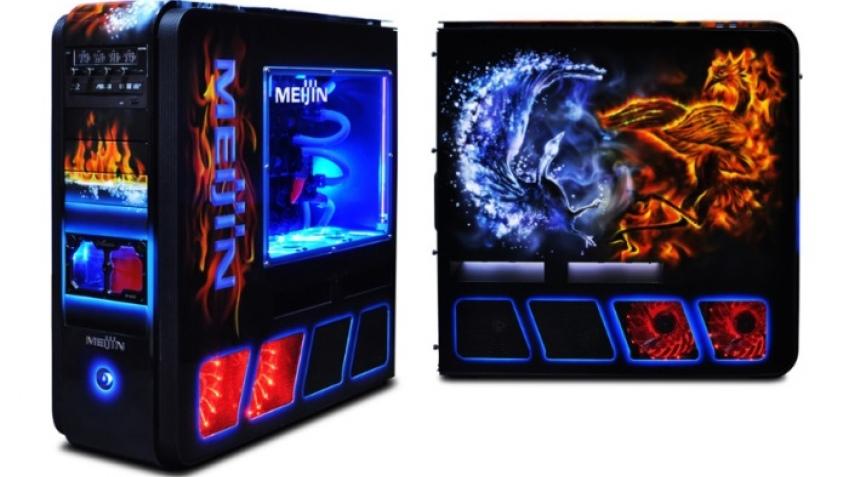 Meijin обновила компьютер Ice and Fire