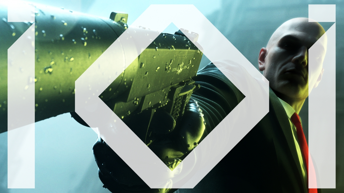 Io-Interactive получила независимость и сохранила права на Hitman