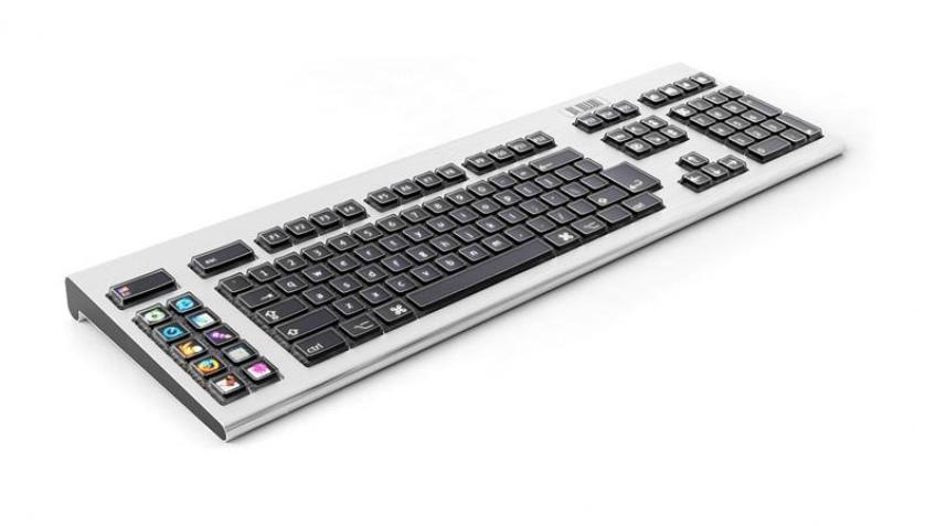 Optimus получит сменные клавиши