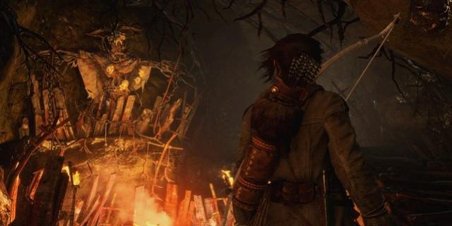 Лара Крофт сразится с избушкой на курьих ножках в дополнении Baba Yaga: The Temple of the Witch