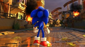 Sonic Forces: невероятно скоростное прохождение