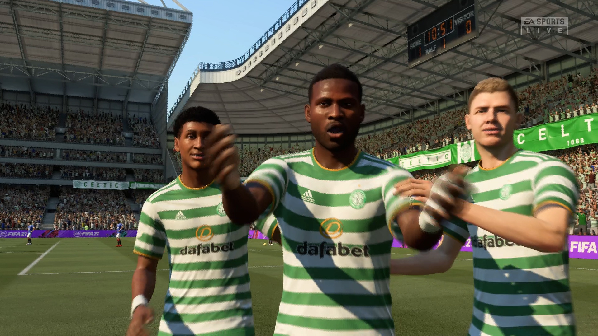 FIFA 21 review: what does digital football look like during pandemic?