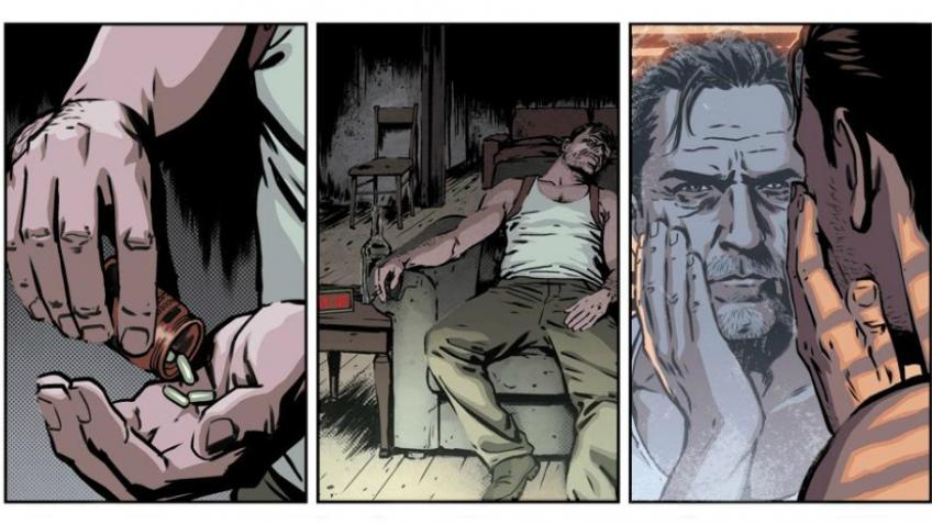 Появился первый выпуск комикса по Max Payne3
