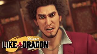 Новый ролик и официальная дата выхода Yakuza: Like a Dragon