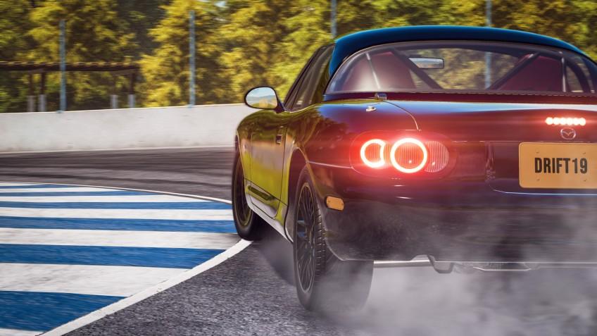 Drift19, которая затем стала Drift20, переименовали в Drift21, но выпустят в 2020