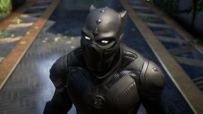Чёрная пантера во «Мстителях» Square Enix зазвучит голосом Кратоса из God of War