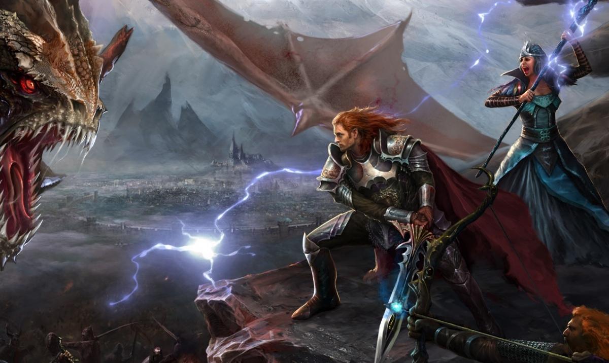 Стартовал открытый тест браузерной игры «Дух дракона»