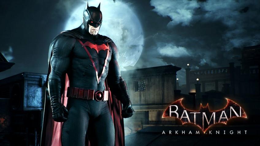 28 января для 5-летней Batman: Arkham Knight на PS4 выйдет новый костюм