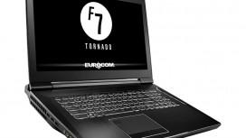 Eurocom Tornado F7W — ноутбук с Core i9 9900K и 128 ГБ ОЗУ