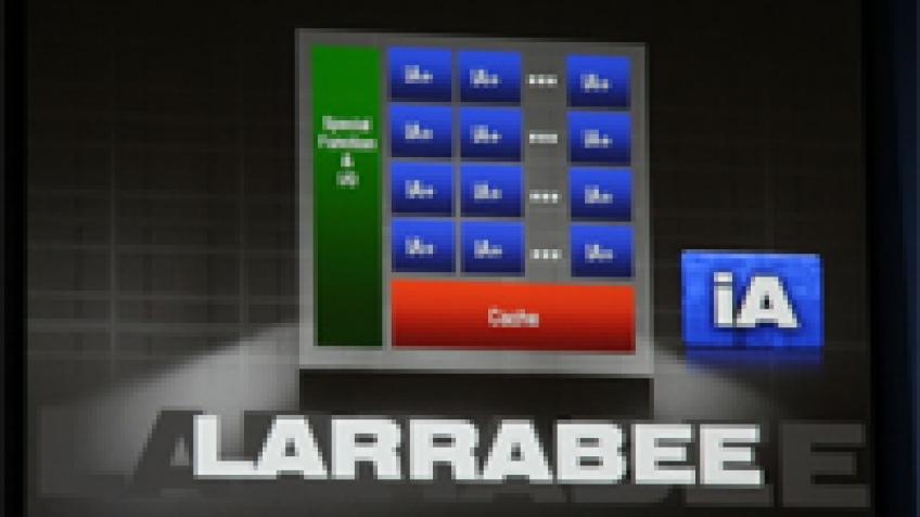 IDF09: Intel Larrabee в действии