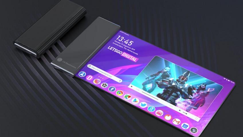 СМИ: LG готовит смартфон со сворачивающимся экраном