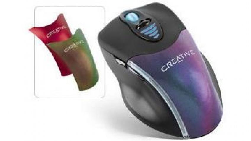 Геймерская мышка Creative