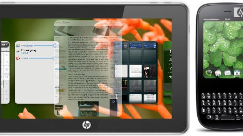 HP покупает Palm