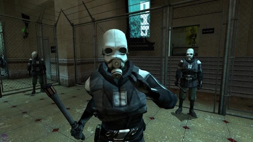 Модификация с бегом по стенам для Half-Life2 получила обновление
