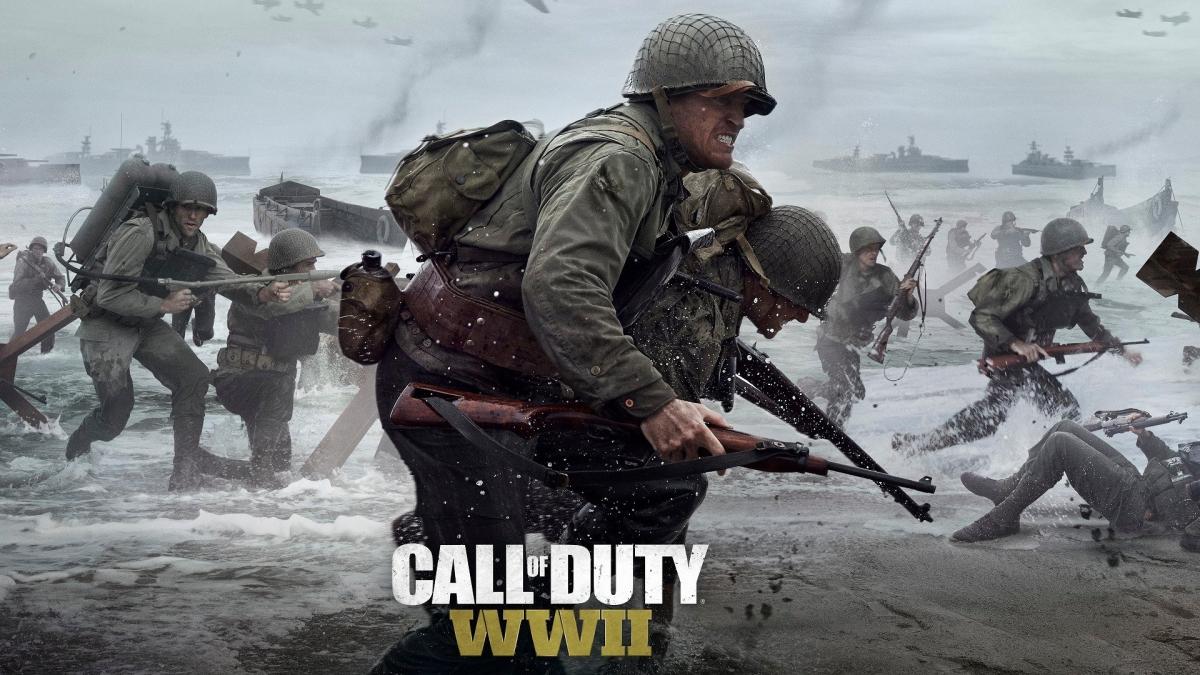 Sledgehammer Games представила бойцов Call of Duty: WWII