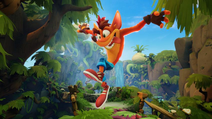 Activision не исключает релиз Crash Bandicoot4 на дополнительных платформах
