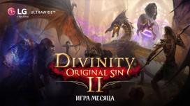 В разделе «Игра месяца» по Divinity: Original Sin2 названы имена победителей!