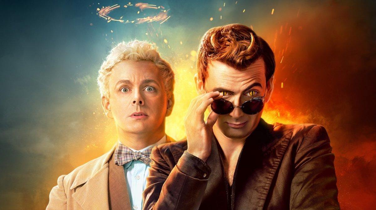 Христиане потребовали, чтобы Netflix отменил сериал Amazon «Благие знамения»