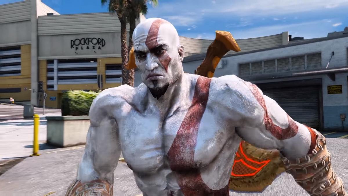 Американские журналисты нашли способ утолить жажду РС-игроков в отношении новой God of War