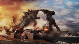 Трейлер «Годзиллы против Конга» стал лучшим дебютом для WB за сутки