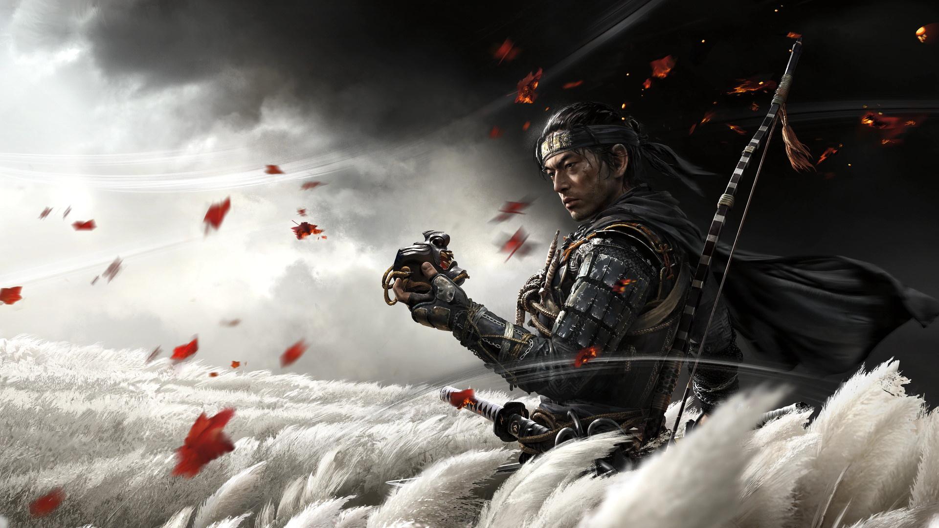 Ghost of Tsushima стала игрой года по версии NAVGTR Awards