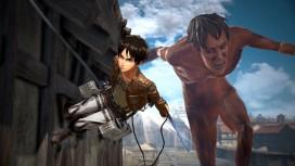 Давид против Голиафа: вышел новый трейлер Attack on Titan 2