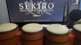Sekiro: Shadows Die Twice прошли на бонго от Donkey Konga