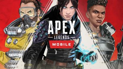 Мобильную Apex Legends представили официально — со скриншотами и деталями