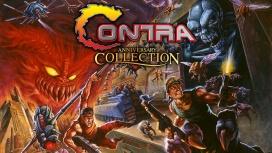 Konami объявила о составе юбилейного сборника Contra для PS4, Xbox One, Switch и РС