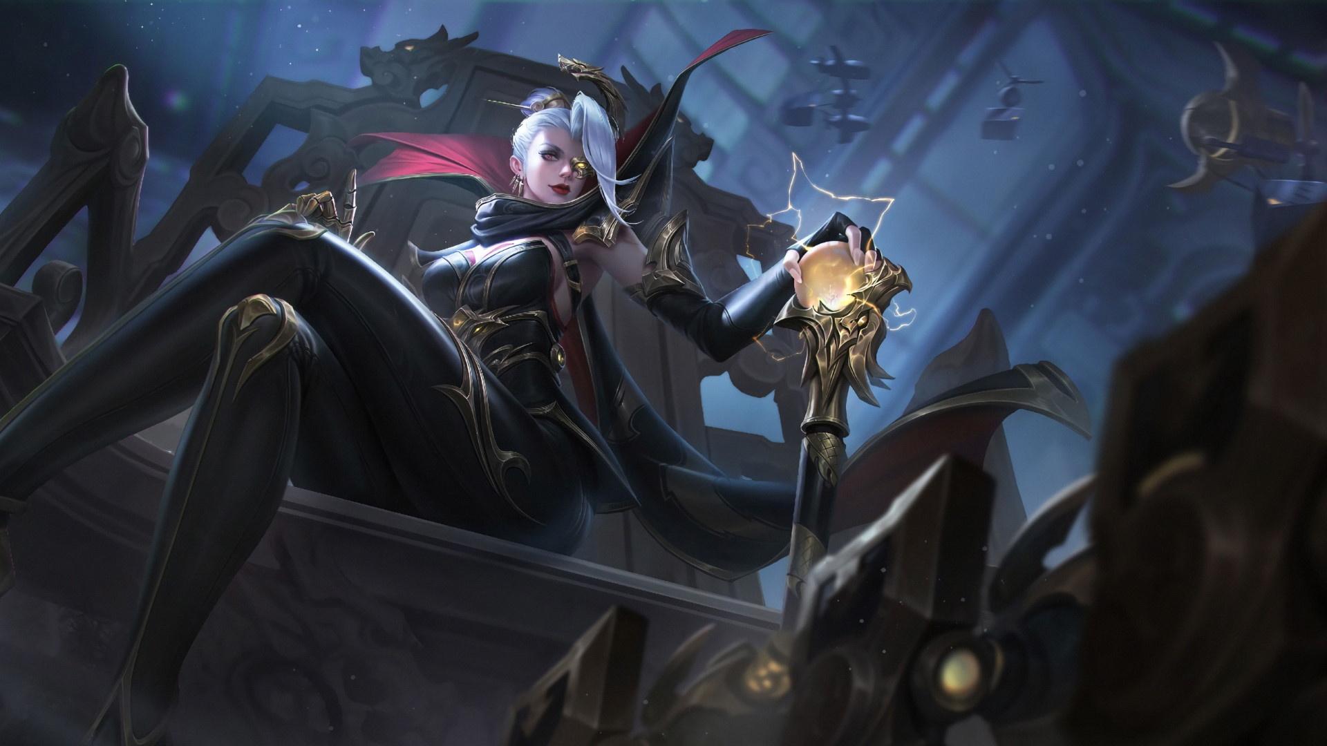 Honor of Kings стала самой кассовой мобильной игрой мая