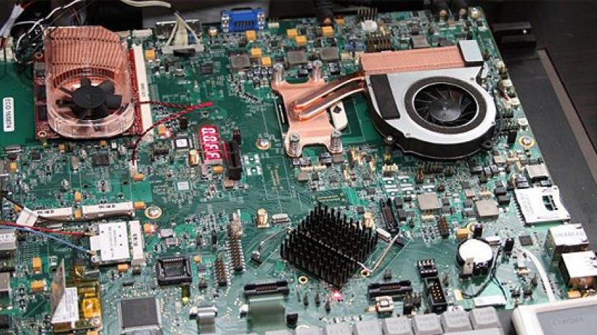 AMD впервые продемонстрировала Radeon HD 7000