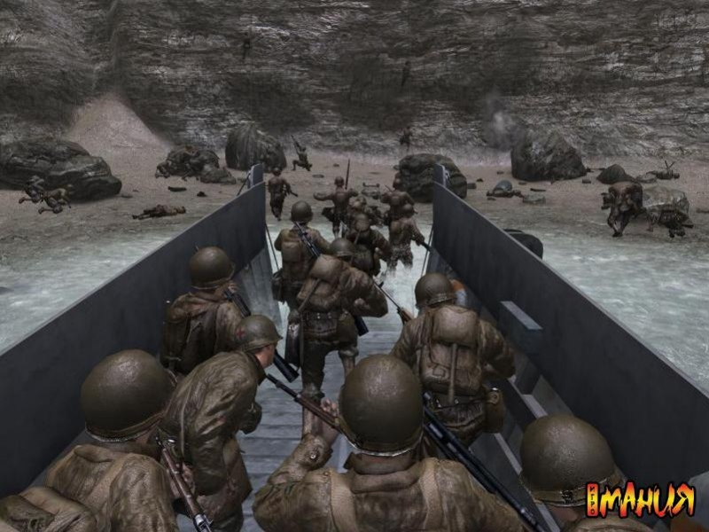 Call of Duty5 – снова Вторая мировая?