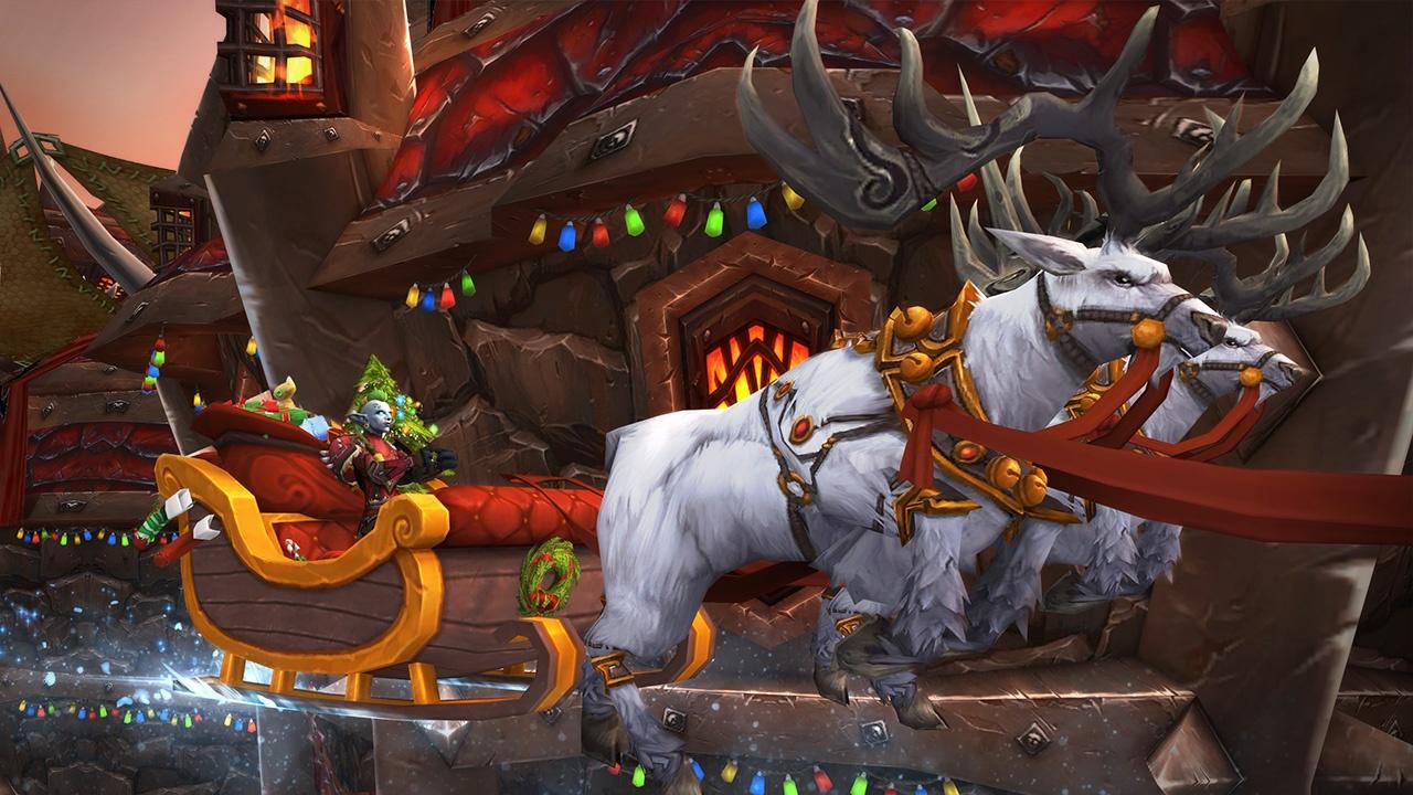В World of Warcraft Classic доступен платный перенос персонажей