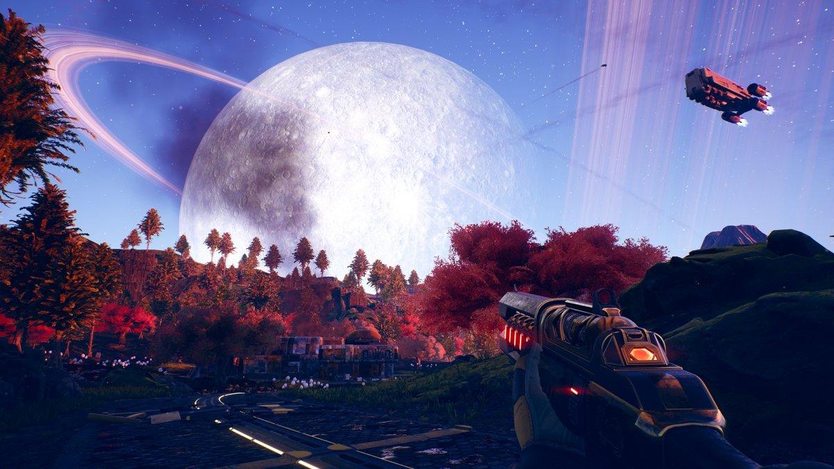 Первые обзоры The Outer Worlds появятся 22 октября