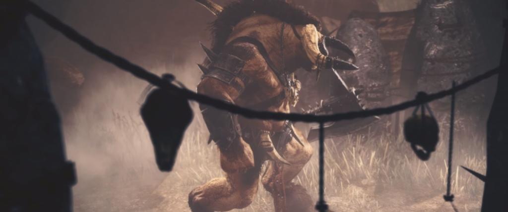 Авторы Total War: Warhammer рассказали о минотаврах