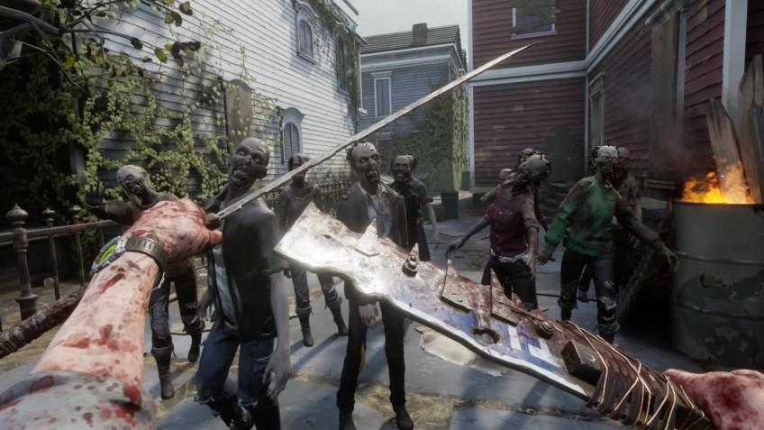 Опубликована запись игрового процесса The Walking Dead: Saints & Sinners