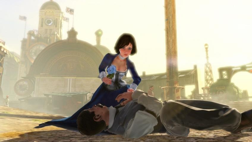 Бывший разработчик BioShock Infinite работает над новой частью серии?