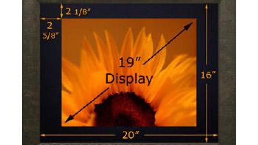 Цифровой фотодисплей