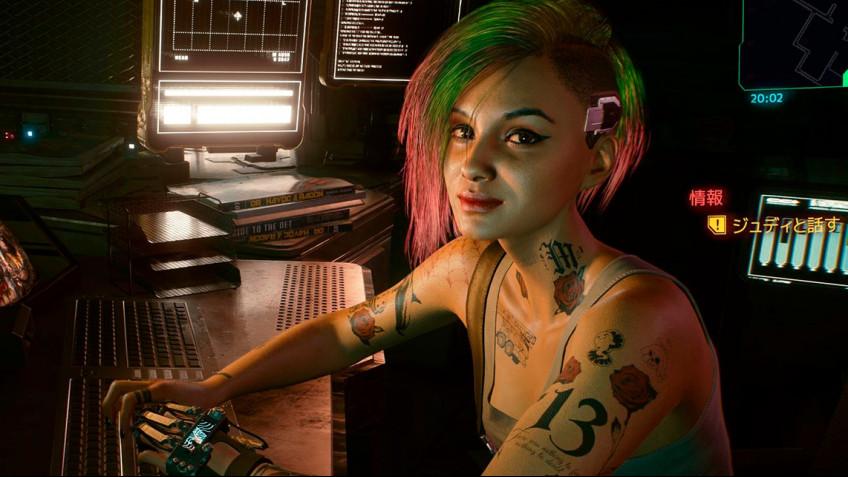 Cyberpunk 2077 внезапно показывают на Xbox One X и Xbox Series X