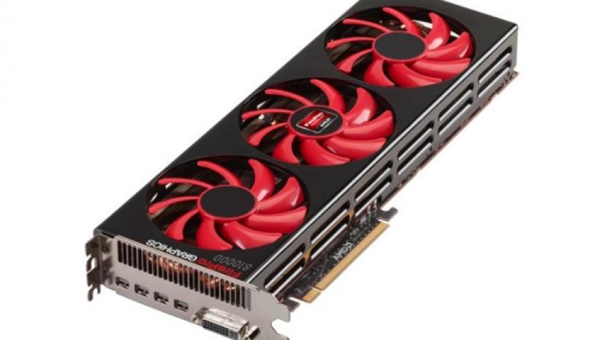 AMD FirePro S10000: самая производительная серверная графика