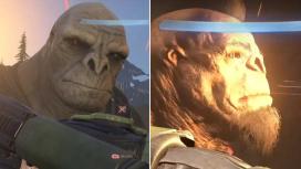 Свежий трейлер кампании Halo Infinite сравнили с прошлогодним роликом