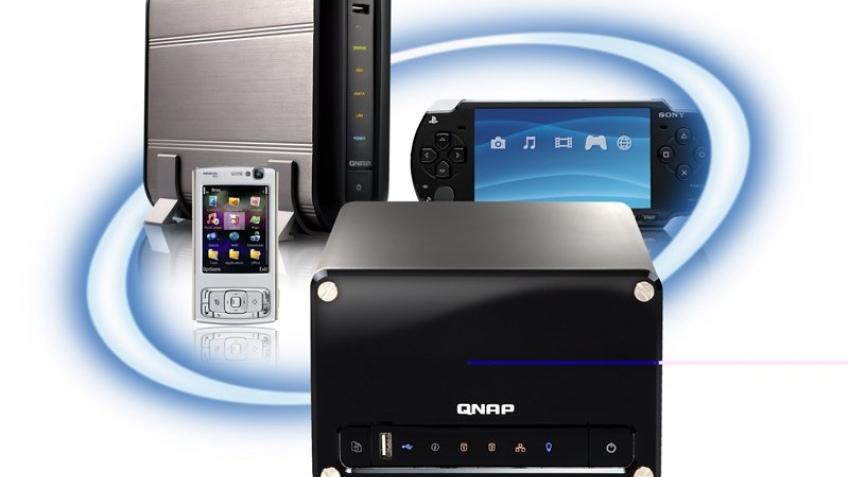 Новая функциональность устройств от QNAP