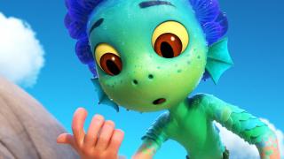 На Disney+ вышел новый мульфильм студии Pixar — «Лука»