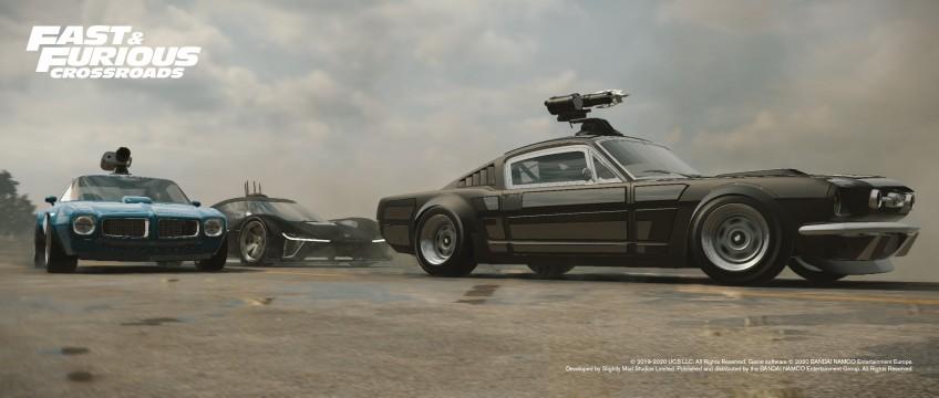 Вин Дизель и Мишель Родригес встретятся в игре Fast & Furious: Crossroads