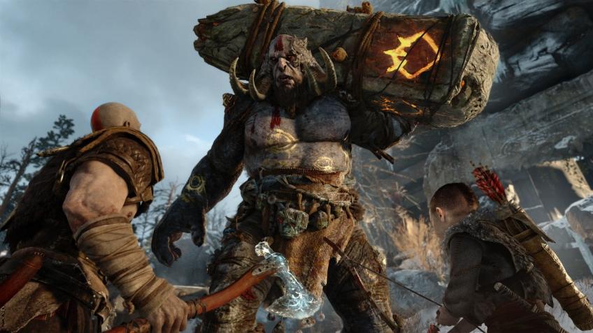 Игроки массово ищут последний секрет God of War в доме Кратоса