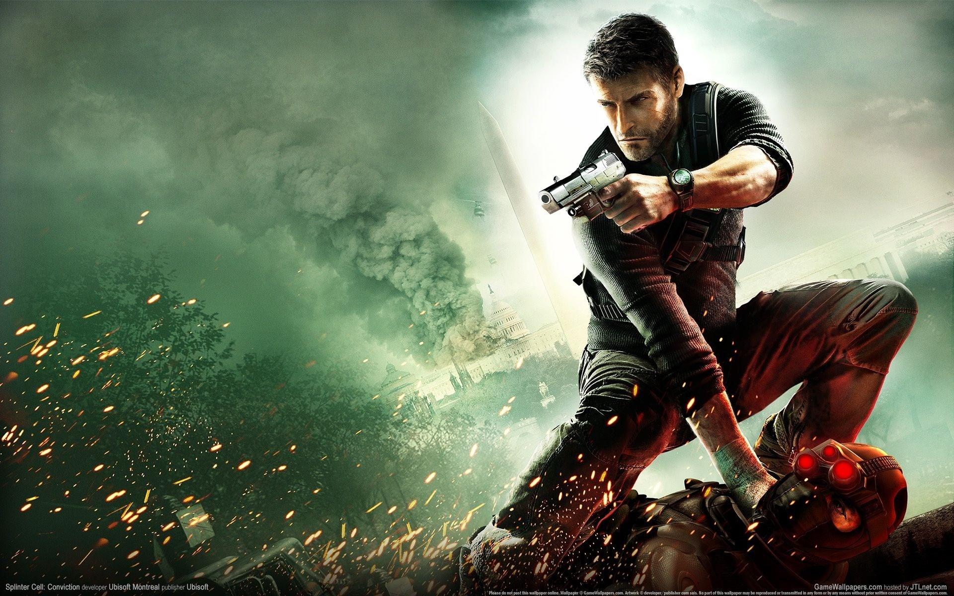 По Splinter Cell на Netflix выйдет мультсериал от сценариста «Джона Уика»
