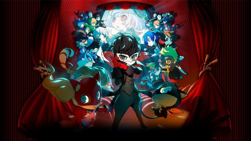 Persona Q2: New Cinema Labyrinth выйдет на Западе